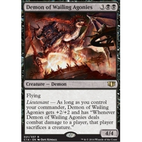 Demon of Wailing Agonies (C14) available at 401 Games Canada