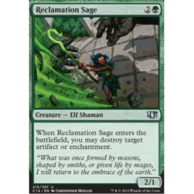 Reclamation Sage (C14) available at 401 Games Canada