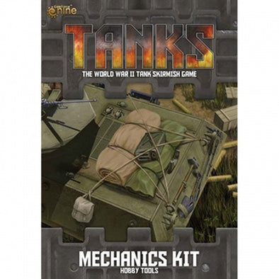 Buy Tanks - Mechanics Kit - Hobby Tools Kit and more Great Tabletop Wargames Products at 401 Games