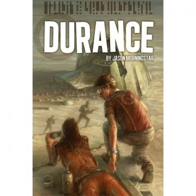 Durance - Core Rulebook - 401 Games
