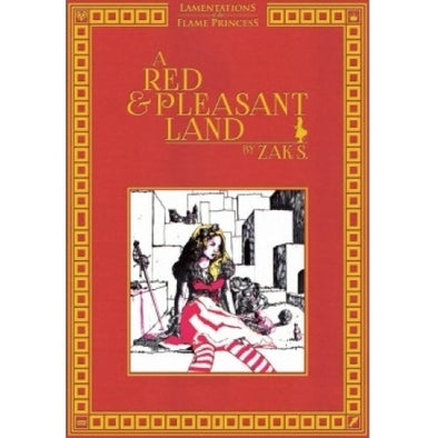 Buy Lamentations of the Flame Princess - A Red & Pleasant Land and more Great RPG Products at 401 Games