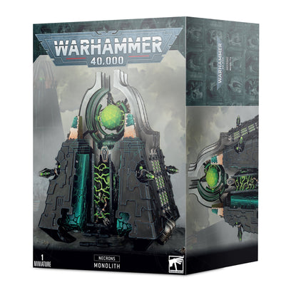 Warhammer 40,000 - Necrons - Monolith available at 401 Games Canada