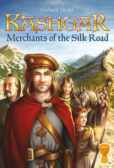 Buy Kashgar: Merchants of the Silk Road and more Great Board Games Products at 401 Games