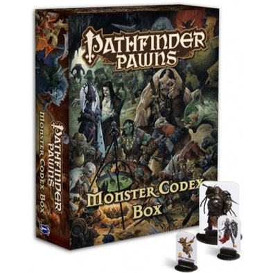 Pathfinder - Pawn Collection - Monster Codex Box - 401 Games
