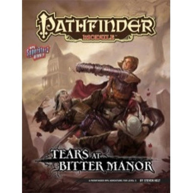 Pathfinder - Module - Tears At Bitter Manor - 401 Games