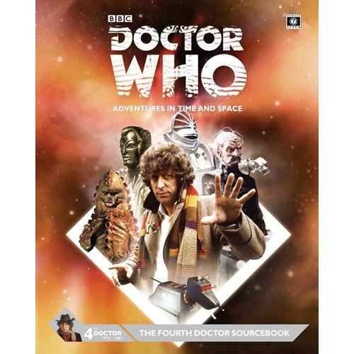 Doctor Who: Adventures in Time and Space - The Fourth Doctor Sourcebook - 401 Games