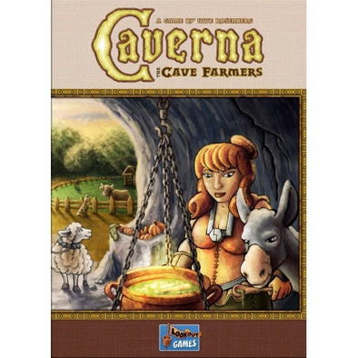 Buy Caverna and more Great Board Games Products at 401 Games