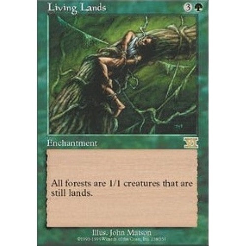Living Lands - 401 Games