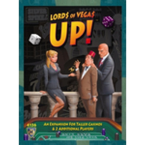 Lords of Vegas: UP! Expansion - 401 Games