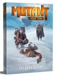 Mutant Year Zero - The Gray Death (Pre-Order)