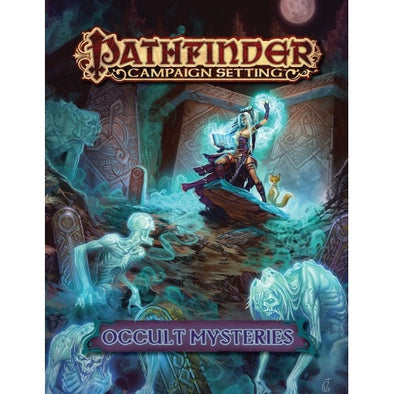Pathfinder - Campaign Setting - Occult Mysteries - 401 Games