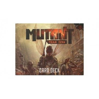 Buy Mutant Year Zero Card Deck and more Great Board Games Products at 401 Games