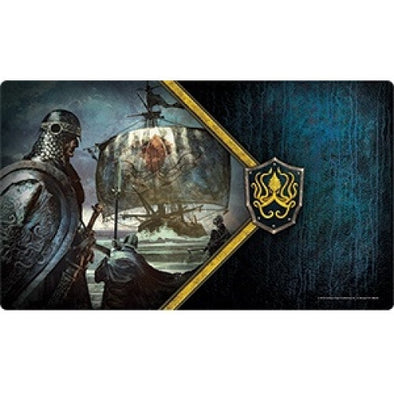 Game of Thrones Living Card Game - Ironborn Reavers Playmat - 401 Games