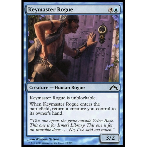 Keymaster Rogue (GTC) available at 401 Games Canada