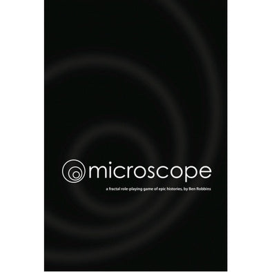Microscope - Core Rulebook - 401 Games