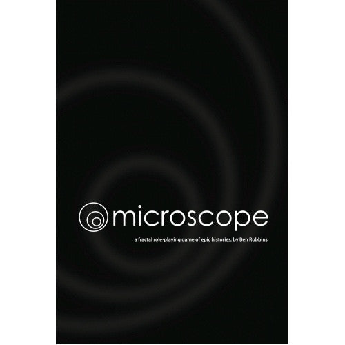 Microscope - Core Rulebook available at 401 Games Canada