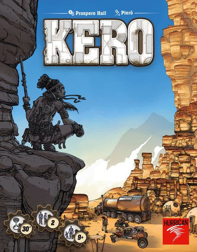 Buy Kero and more Great Board Games Products at 401 Games