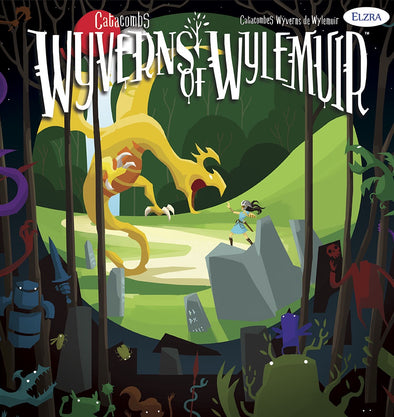Catacombs - Third Edition - Wyverns of Wylemuir available at 401 Games Canada