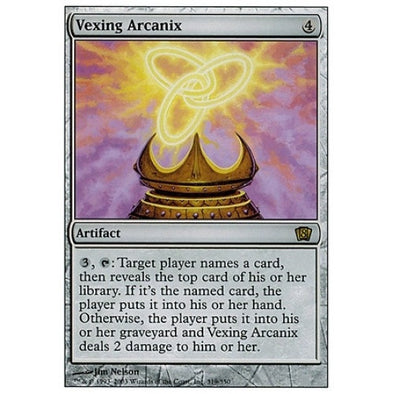 Vexing Arcanix - 401 Games