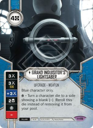 Grand Inquisitor's Lightsaber - 401 Games