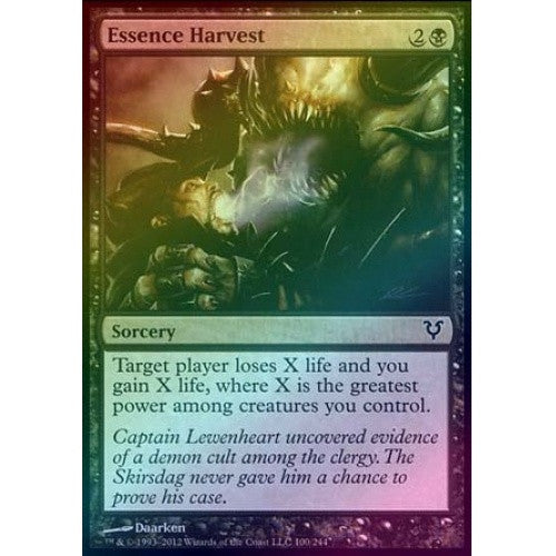 Essence Harvest (Foil) (AVR) - 401 Games