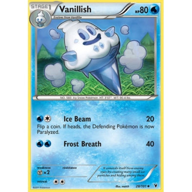 Vanillish - 28/101 - 401 Games