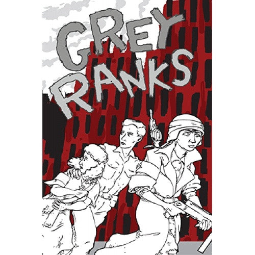 Grey Ranks - Core Rulebook - 401 Games
