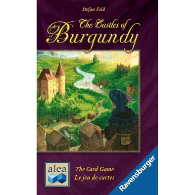 The Castles of Burgundy - The Card Game available at 401 Games Canada