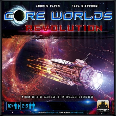 Core Worlds: Revolution - 401 Games