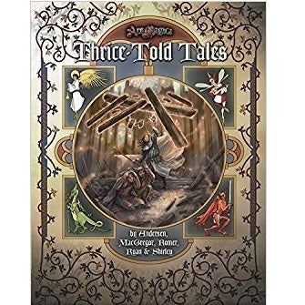 Buy Ars Magica - Thrice Told Tales and more Great RPG Products at 401 Games