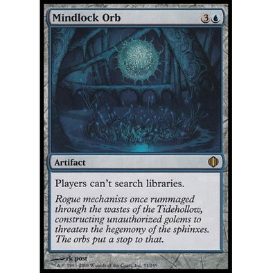 Mindlock Orb (ALA) available at 401 Games Canada