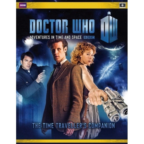 Doctor Who: Adventures in Time & Space - The Time Traveler's Companion - 401 Games