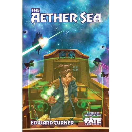 Fate - The Aether Sea - 401 Games