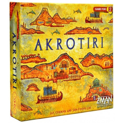 Akrotiri - New Edition - 401 Games
