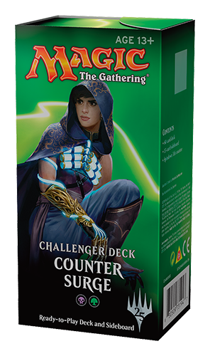 Buy MTG - Challenger Decks 2018 - Counter Surge and more Great Magic: The Gathering Products at 401 Games