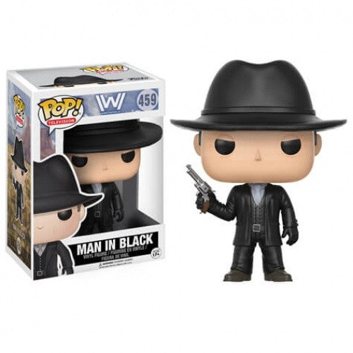 Buy Pop! Westworld - The Man in Black and more Great Funko & POP! Products at 401 Games