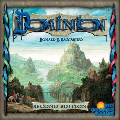Buy Dominion - 2nd Edition and more Great Board Games Products at 401 Games