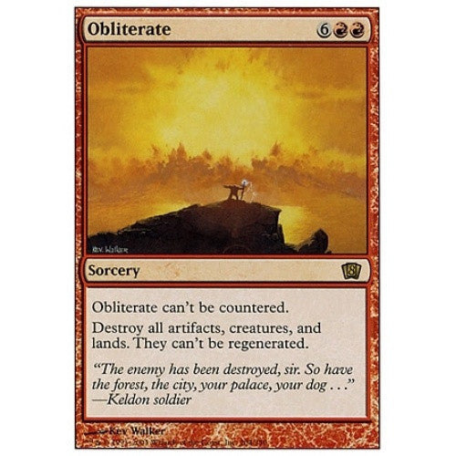 Obliterate - 401 Games