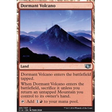 Dormant Volcano (C14) available at 401 Games Canada