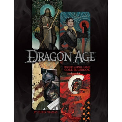 Dragon Age - Core Rulebook - 401 Games