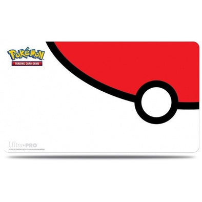 Ultra Pro - Play Mat - Pokemon - Pokeball - 401 Games