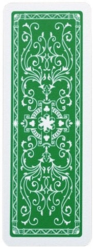 Buy Air Deck - Travel Playing Cards - Classic Green and more Great Board Games Products at 401 Games