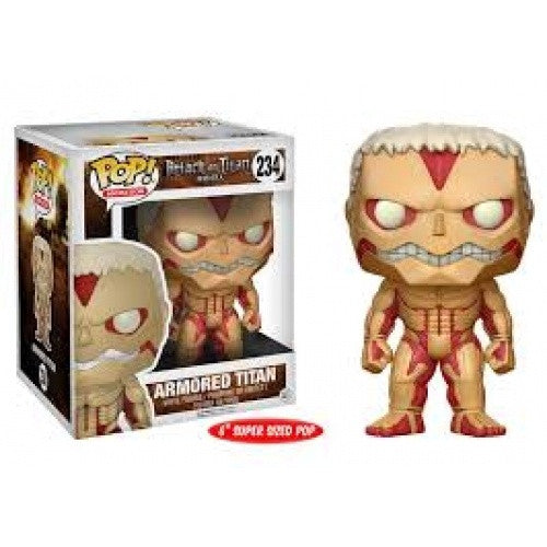 Pop! Attack on Titan - Armored Titan - 401 Games