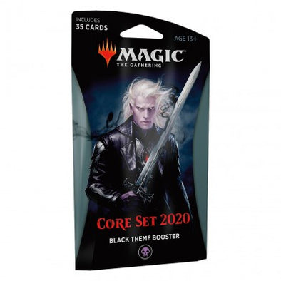 MTG - Core Set 2020 - Theme Boosters Black - 401 Games