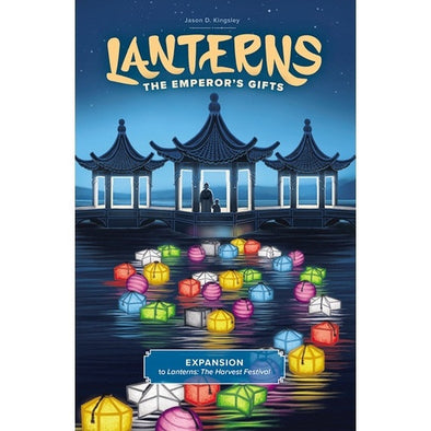 Buy Lanterns: The Emperor's Gifts and more Great Board Games Products at 401 Games