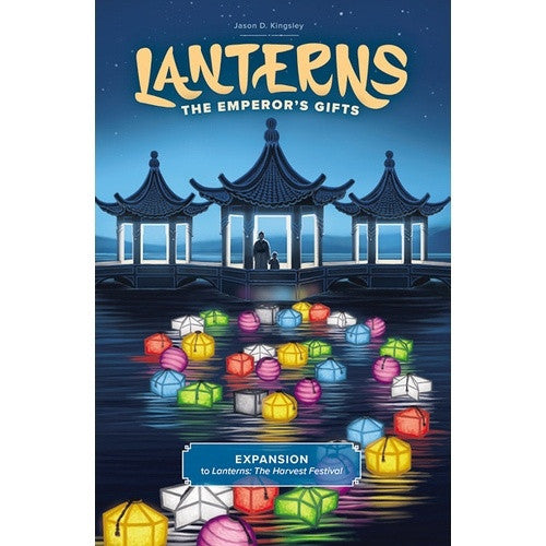 Lanterns: The Emperor's Gifts - 401 Games