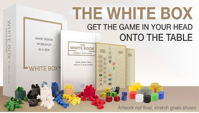 Buy The White Box and more Great Board Games Products at 401 Games