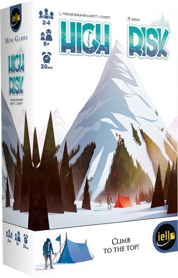 High Risk available at 401 Games Canada