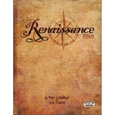 Renaissance - Deluxe Hardcover Roleplaying Game - 401 Games