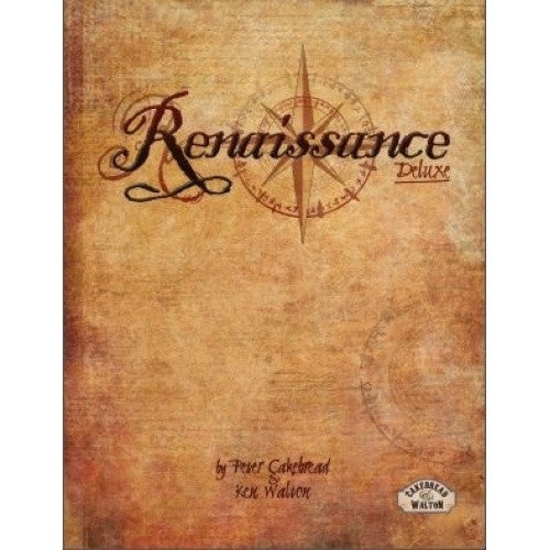 Renaissance - Deluxe Hardcover Roleplaying Game available at 401 Games Canada